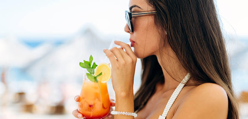 hair loss in women and alcohol